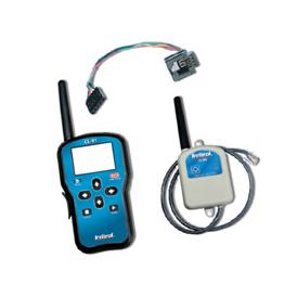 Dialkovy ovladac, mini prijimac, pripojovaci kabel